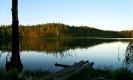 Куртна - озерный край