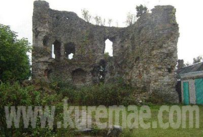 Крепость в Васкнарве Neuschloss