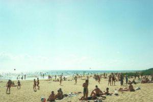 Чудское озеро пляж