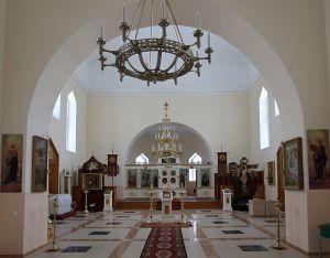 Храм св. Николая в Яама